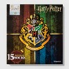 Women's Harry Potter Hogwarts Crest 15 Days of Socks Advent Calendar - Assorted Colors One Size - image 2 of 3