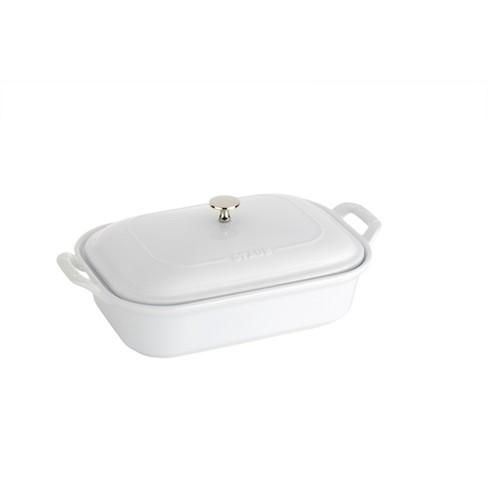 Staub Ceramic 12-inch x 8-inch Rectangular Covered Baking Dish - image 1 of 1