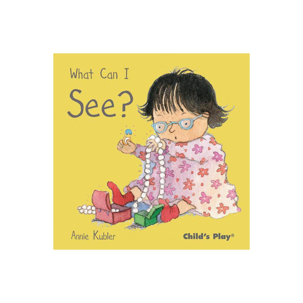 Image of What Can I See? - (Small Senses) (Board_book)