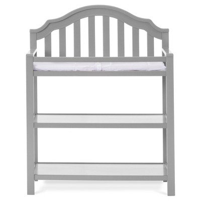 Child Craft Changing Table Gray