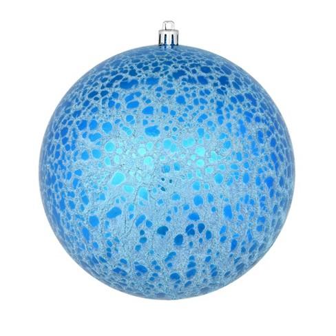 Vickerman Crackle Ball Ornament Target