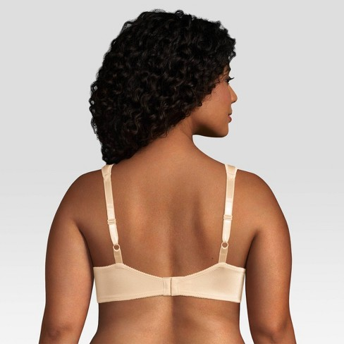 c61a900aa Bali® Women s Live It Up Seamless Underwire Bra 3353 Soft Taupe - 38DDD    Target