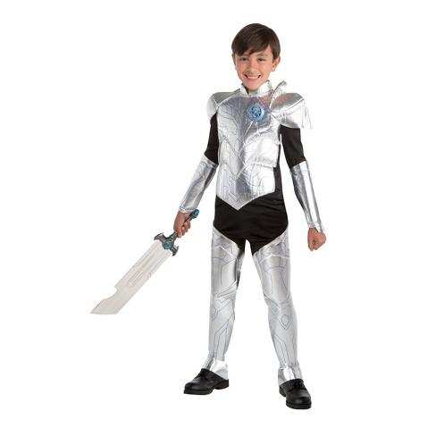kids trollhunters jim armor halloween costume