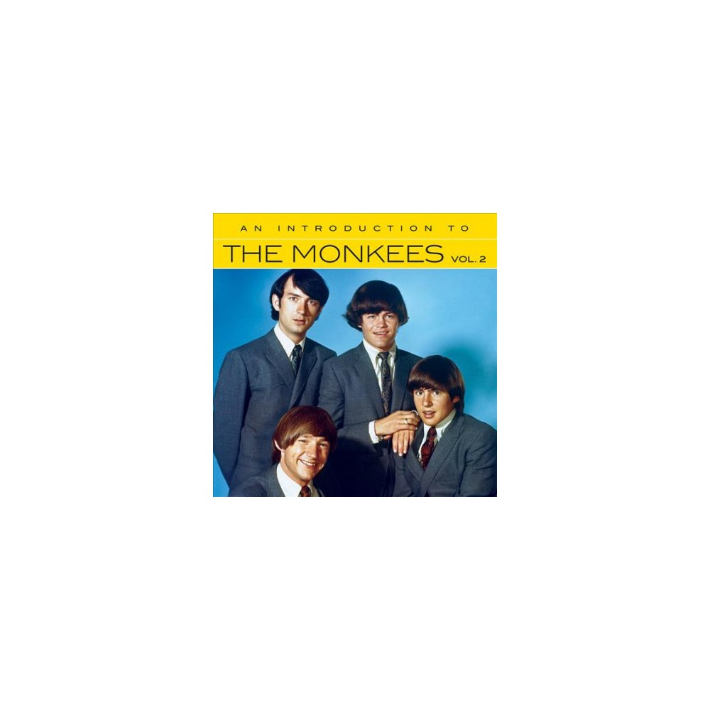 The Monkees - Introduction To Vol 2 (CD)