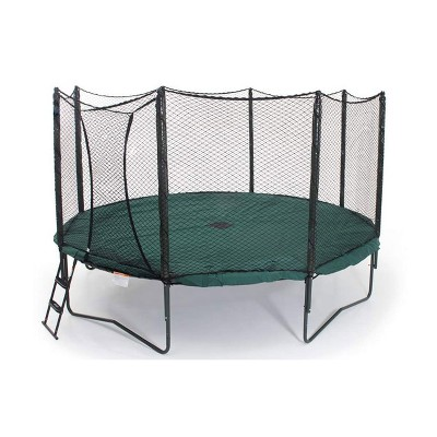JumpSport Round Trampoline Weather Cover, 14 Foot (Cover Only)
