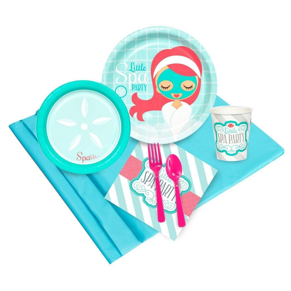 Image of 24ct Little Spa Party Pk, party kits