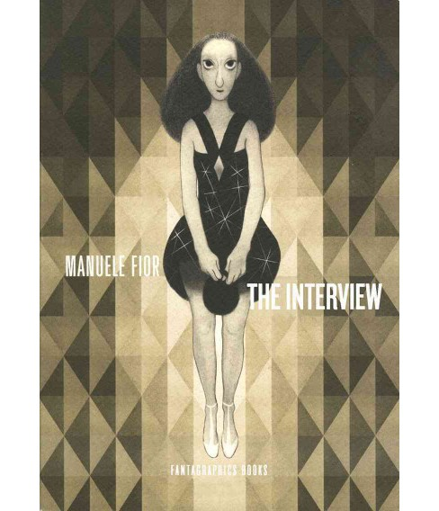 Interview -  by Manuele Fior (Hardcover) - image 1 of 1