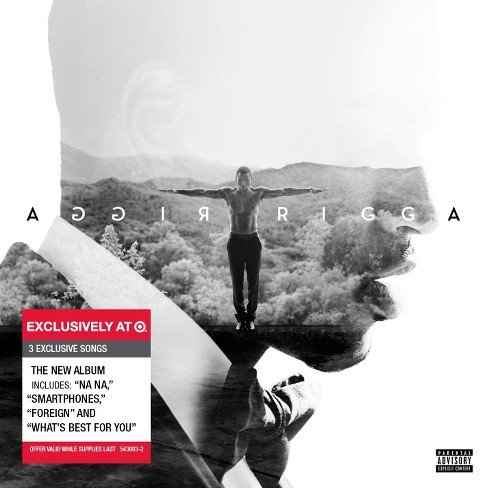 Trey Songz - Trigga (Deluxe) - Only at Target - image 1 of 1