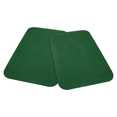 Gorilla Playsets Protective Rubber Mats Swing Set Accessory - Green - image 1 of 2