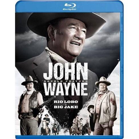 John Wayne Double Feature (Blu-ray) - image 1 of 1