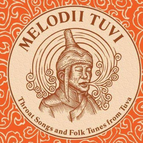 Various Artists; Miner - Melodii Tuvi: Throat Songs and Folk Tunes From Tuva (CD) - image 1 of 1
