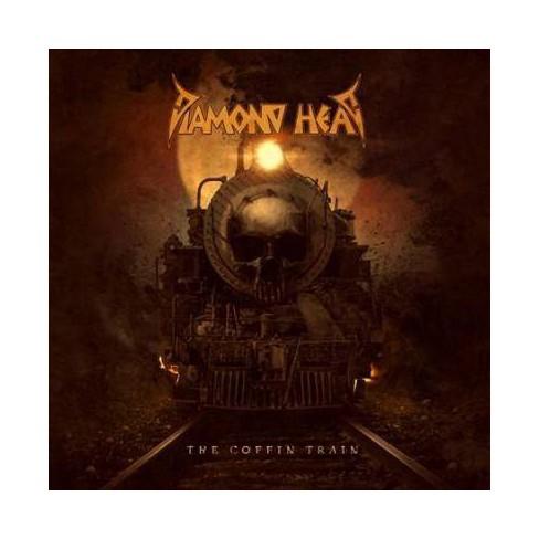 Diamond Head - Coffin Train (CD) - image 1 of 1