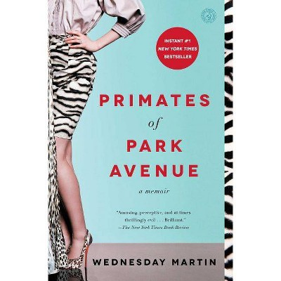 Primates of Park Avenue (Reprint) (Paperback) by Wednesday Martin P.H.D.