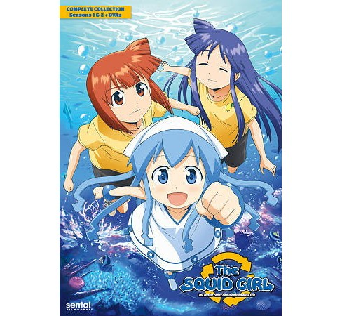 Squid Girl:Complete Collection (DVD) - image 1 of 1