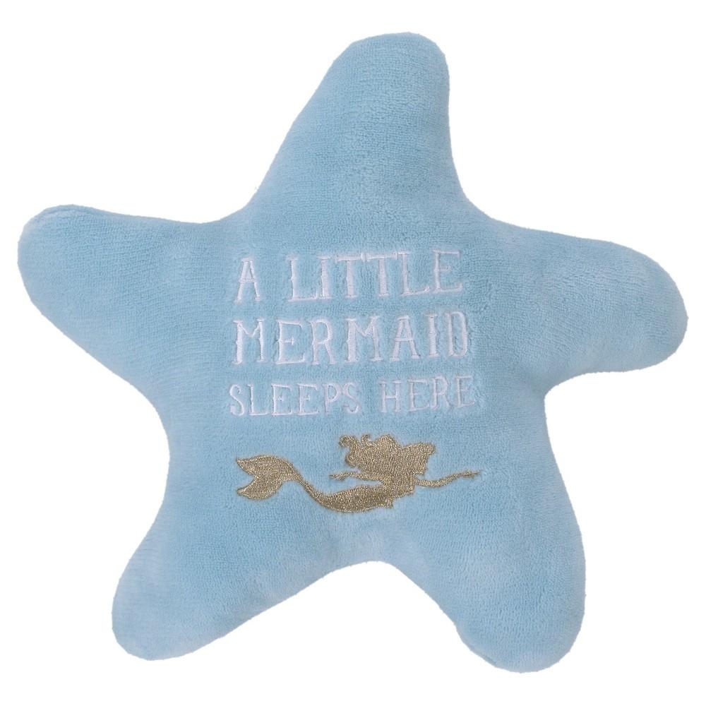 Image of Disney Throw Pillow - Ariel Sea Princess