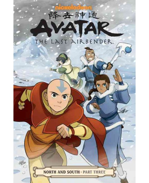 Avatar the Last Airbender North and South 3 (Paperback) (Gene Luen Yang) - image 1 of 1