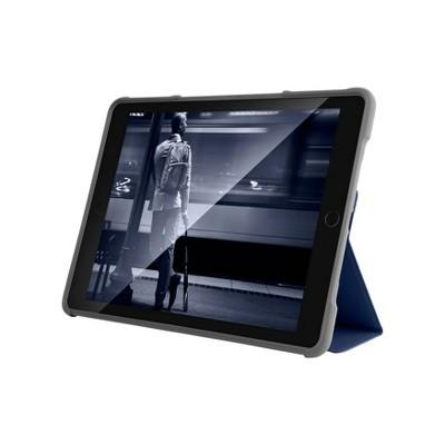 STM Dux iPad case 5th & 6th gen iPad 9.7 case - Midnight Blue