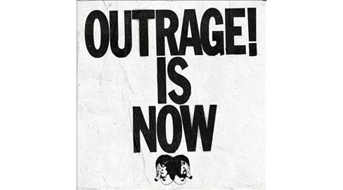 Death From Above 197 - Outrage Is Now (Vinyl) - image 1 of 1