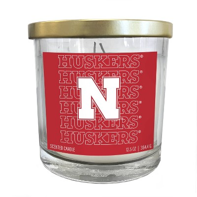 NCAA Nebraska Cornhuskers Echo Team Candle