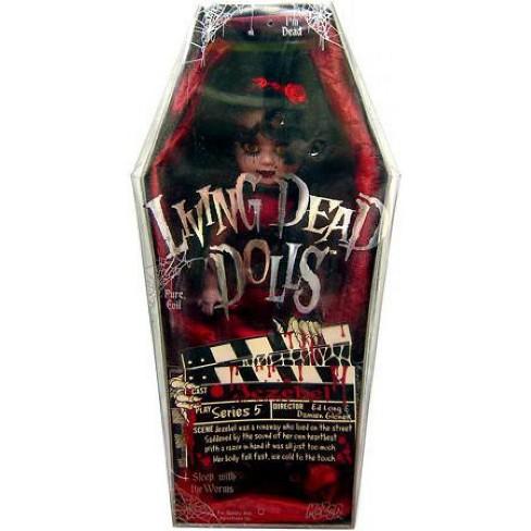 Living Dead Dolls Series 5 Jezebel 10-Inch Doll - image 1 of 1