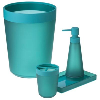 Room Essentials® Wastebasket - Aqua