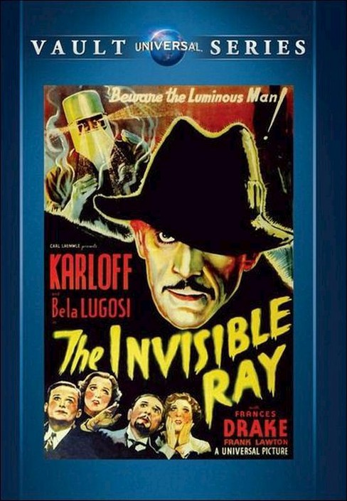 Invisible ray (DVD) - image 1 of 1