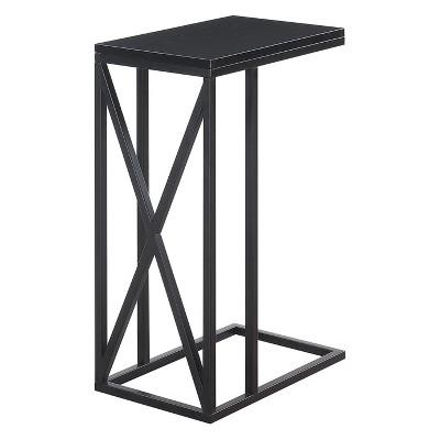 Tucson C End Table Black - Johar Furniture