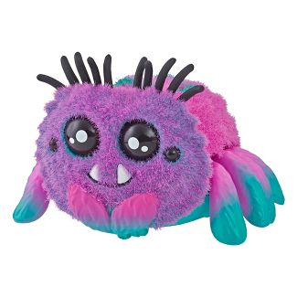 Yellies! Toofy Spooder - Voice-Activated Spider Pet