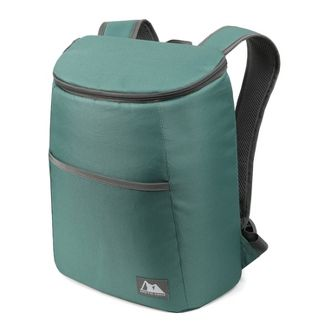 Arctic Zone 18 Can Backpack Cooler - Sage