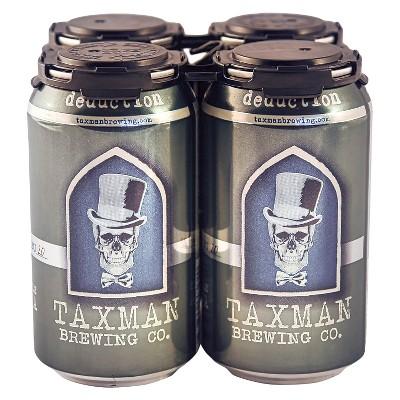 Taxman Deduction Belgian-Style Dubbel Beer - 4pk/12 fl oz Cans