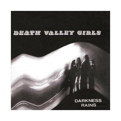 Death Valley GirlsDeath Valley Girls - Darkness Rainsdarkness Rains (CD) - image 1 of 1