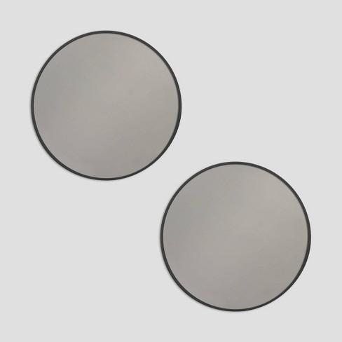 2pk Black Mirrors - Bullseye's Playground™ - image 1 of 1