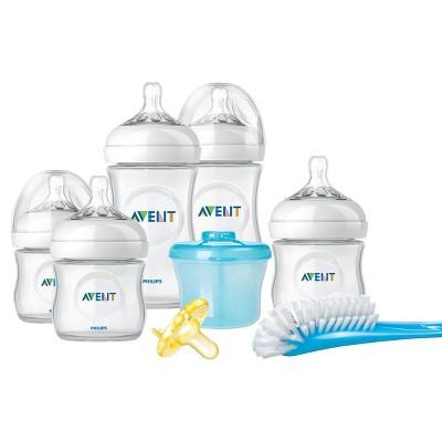 Philips Avent Natural Bottle Gift Sets - 5 Pack