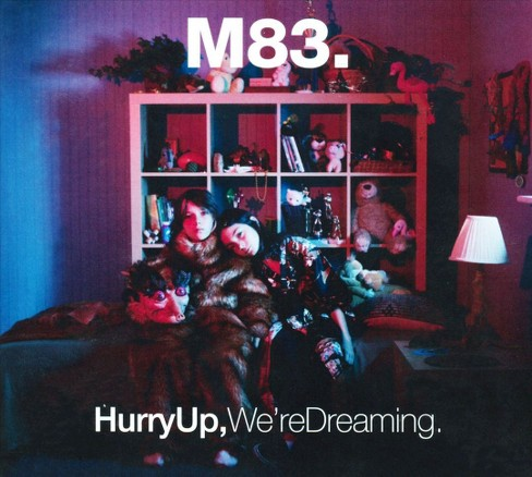 M83 - Hurry up we're dreaming (CD) - image 1 of 1