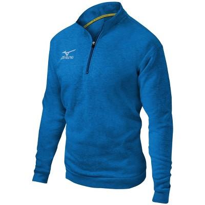 Mizuno 1/2 Zip Fleece Volleyball Pullover