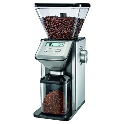 Cuisinart® Deluxe Grind Conical Burr Mill - Stainless Steel CBM-20