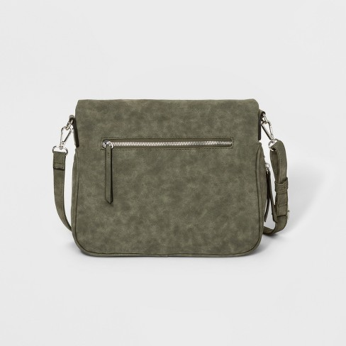 VR NYC Crossbody Bag With Pockets - Olive Tree. Shop all Violet Ray 7ee2783d8c38b
