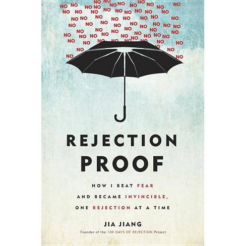 Rejection Proof - by  Jia Jiang (Hardcover) - image 1 of 1
