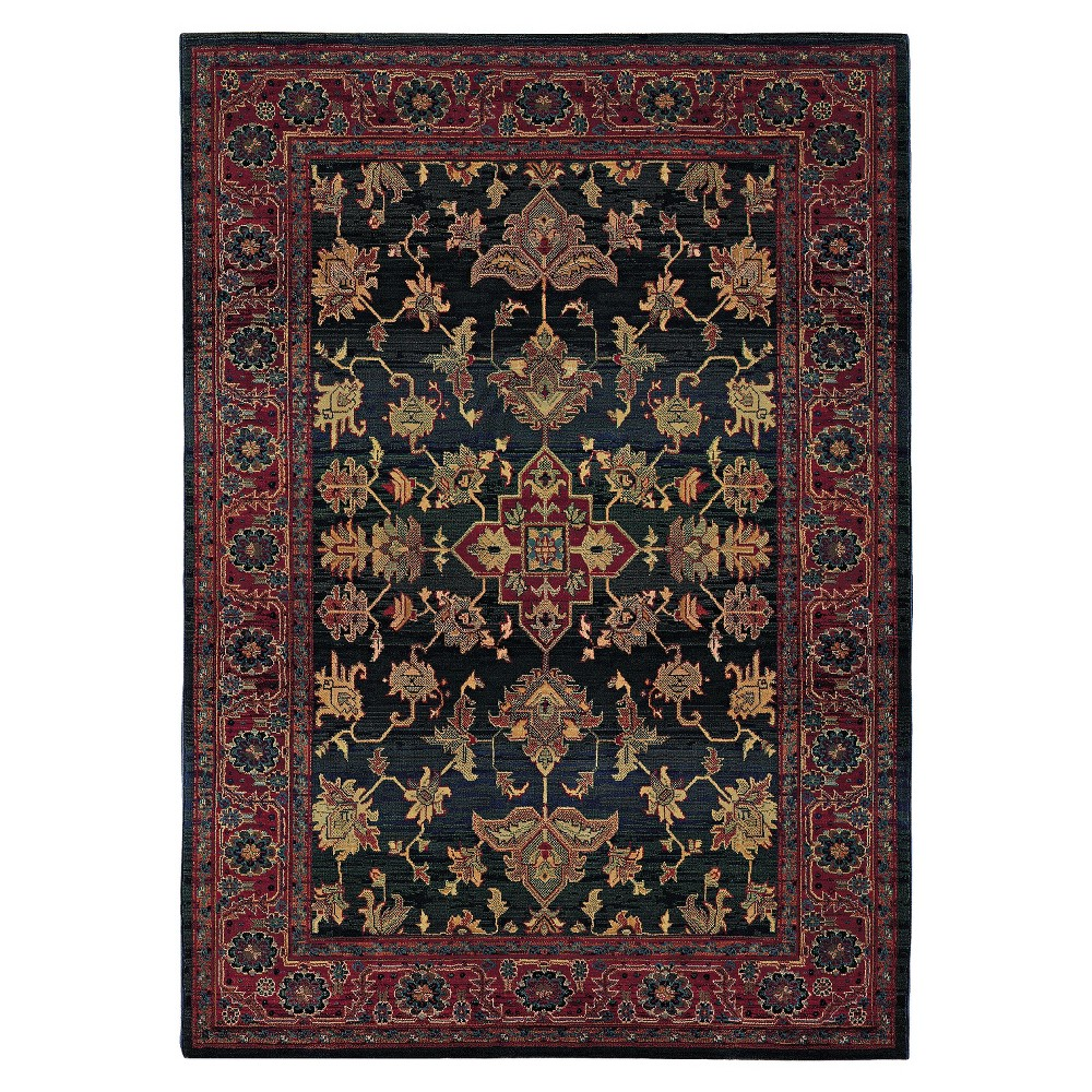 Ansley Area Rug - Green (5'3