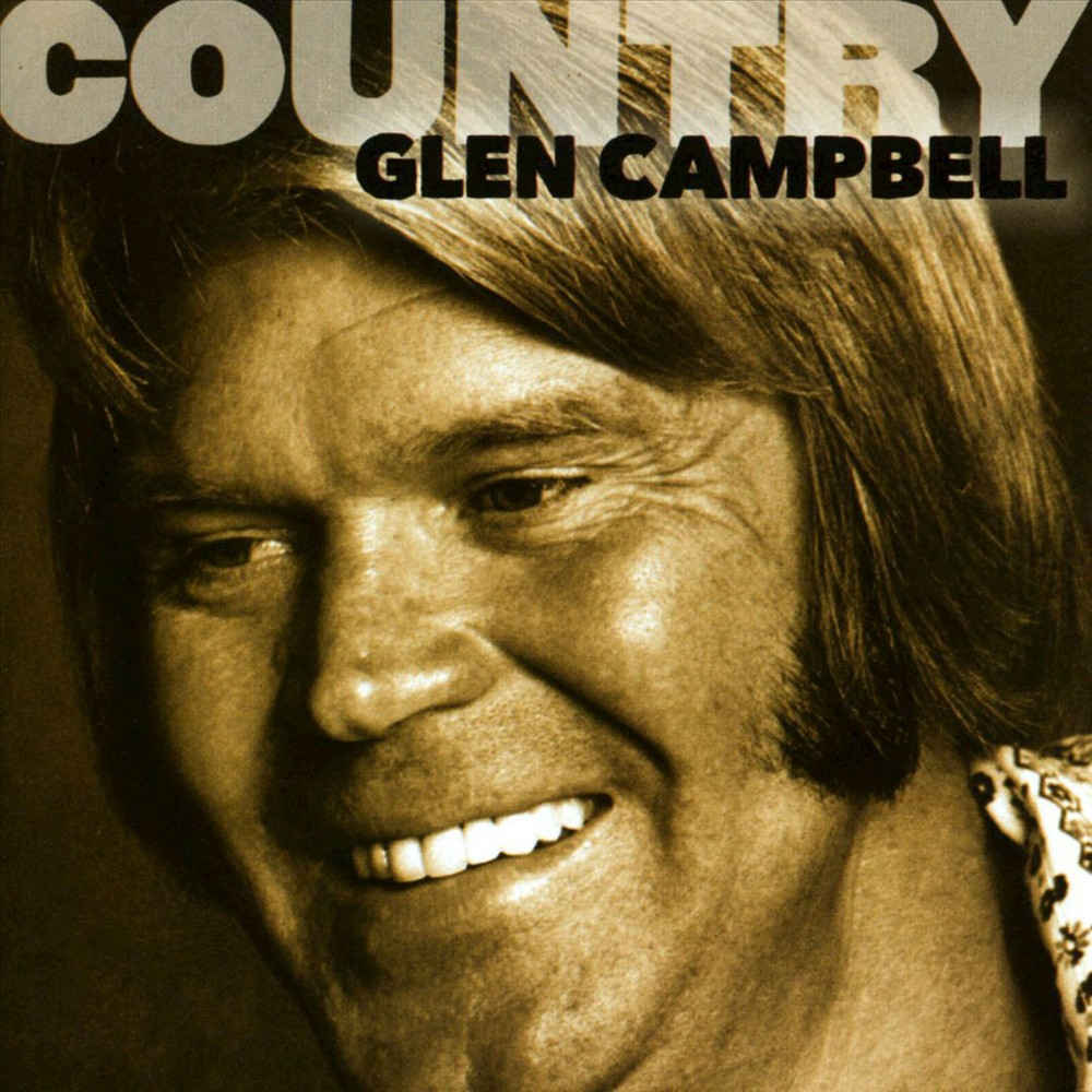 Glen campbell - Country:Glen campbell (CD)