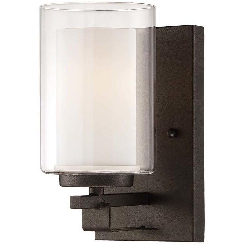 Minka Lavery 6101-172 1 Light Bathroom Sconce from the Parsons Studio Collection - image 1 of 1