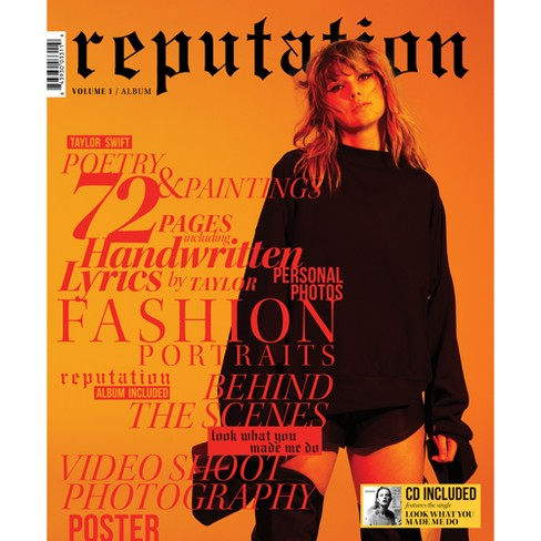 Taylor Swift - reputation (CD + Magazine Vol 1) - image 1 of 1