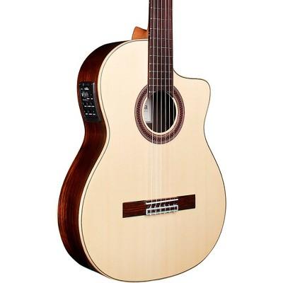 Cordoba GK Studio Negra Flamenco Acoustic-Electric Guitar Natural