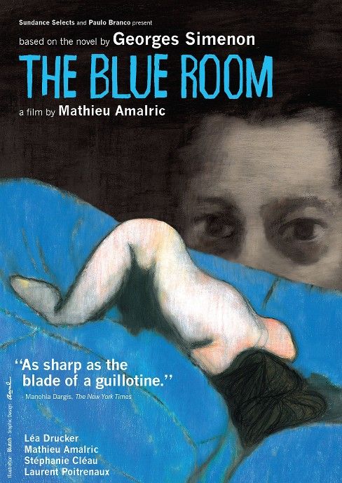 Blue room (DVD) - image 1 of 1