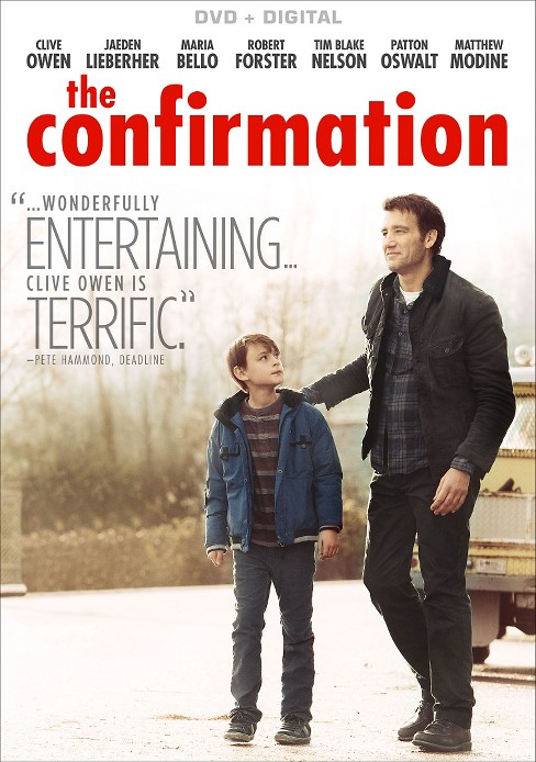 CONFIRMATION, THE (DVD) - image 1 of 1