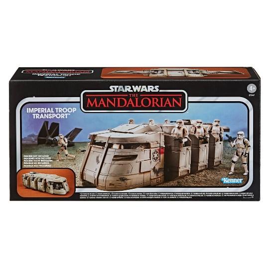 Star Wars The Mandalorian Imperial Troop Transport image number null