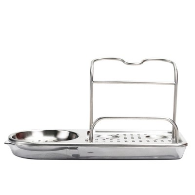 OXO Softworks Stainless Steel Sink Organizer