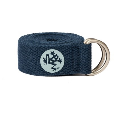 Manduka Welcome 6' Yoga Strap - Midnight