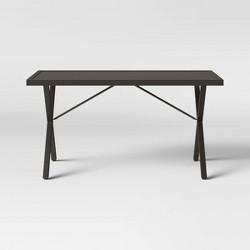 Monroe Patio Dining Table - Brown - Threshold™