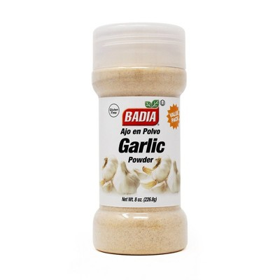 Badia Season Garlic Powder 8oz